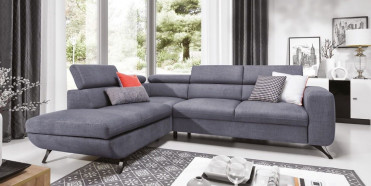 Moderno Arrata Chaiselong sofa er på lager