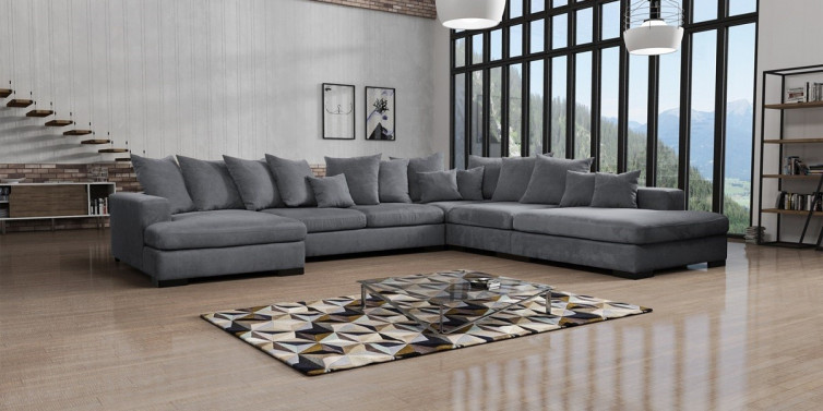 Gianto II U- Sofa