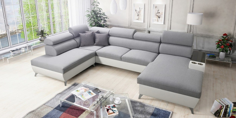 MODERNO MODIVO CITY U-SOFA